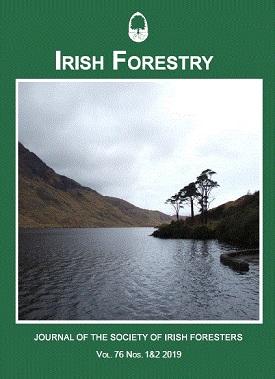 Irish Forestry Journal - Vol 76 2019