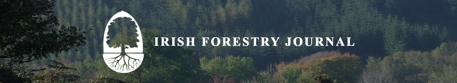 Irish Forestry -Journal of the Society of Irish Foresters